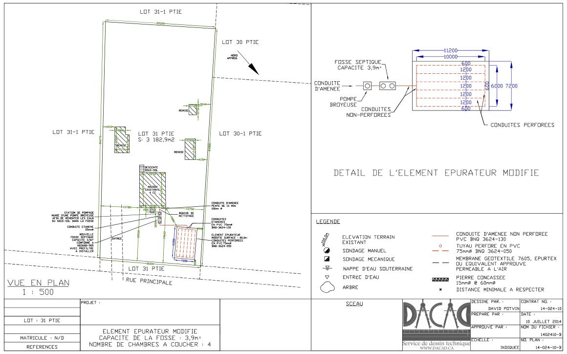 dacad des services de dessin technique d di s aux entreprises et ing nieurs du qu bec depuis 2010. Black Bedroom Furniture Sets. Home Design Ideas
